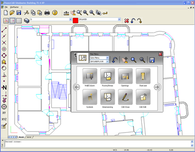 Sitemaster building amp mobile cad software the uk construction blog
