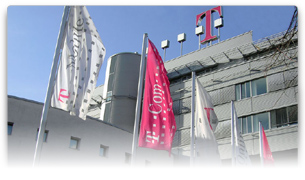 Deutsche Telekom 1Mil Sq M in 15 weeks