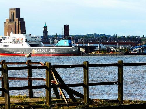 Merseyside Docks