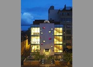 Quietest Building