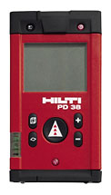 Hilti PD38 Laser Measure