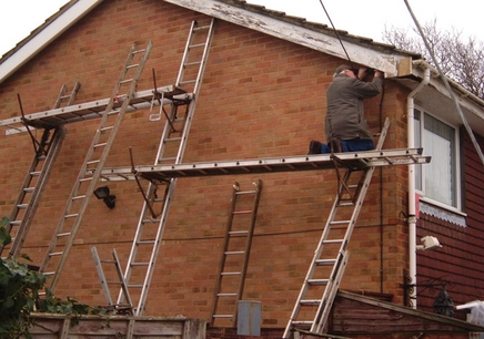 Any more ladders required?