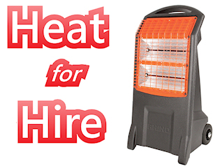 Heat for Hire