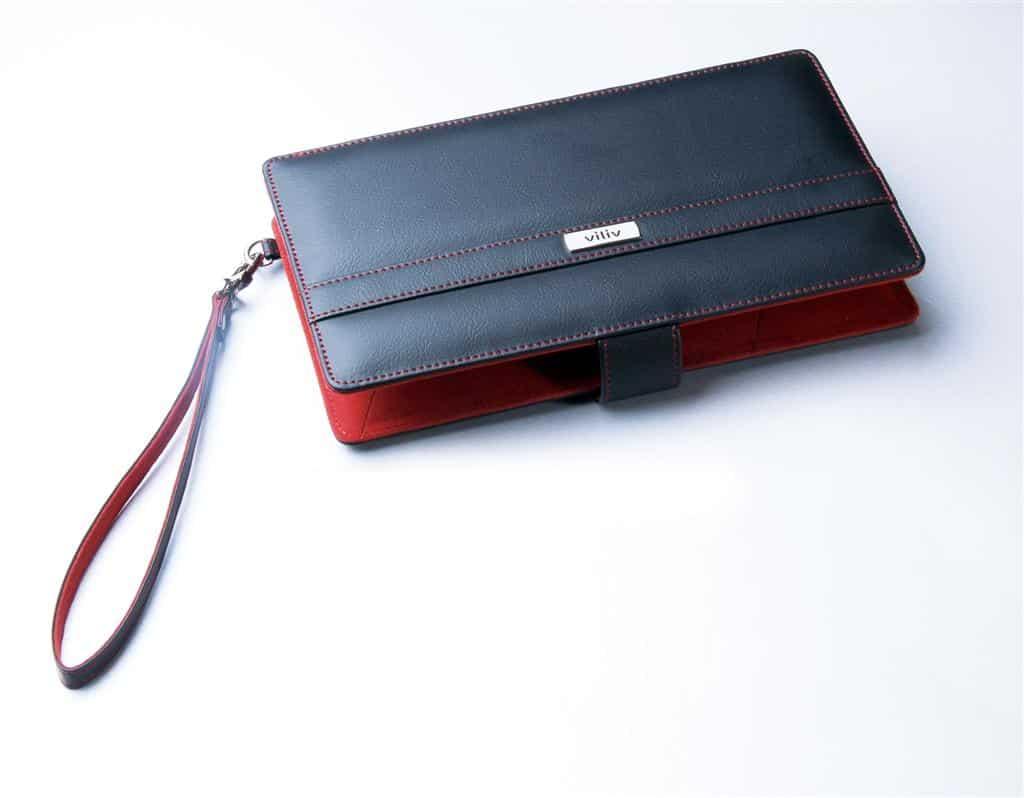 Viliv X70 Leather pouch