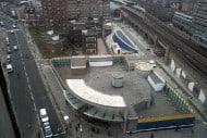 london tube high rise