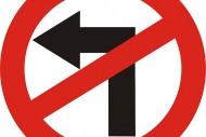 no-left-turn