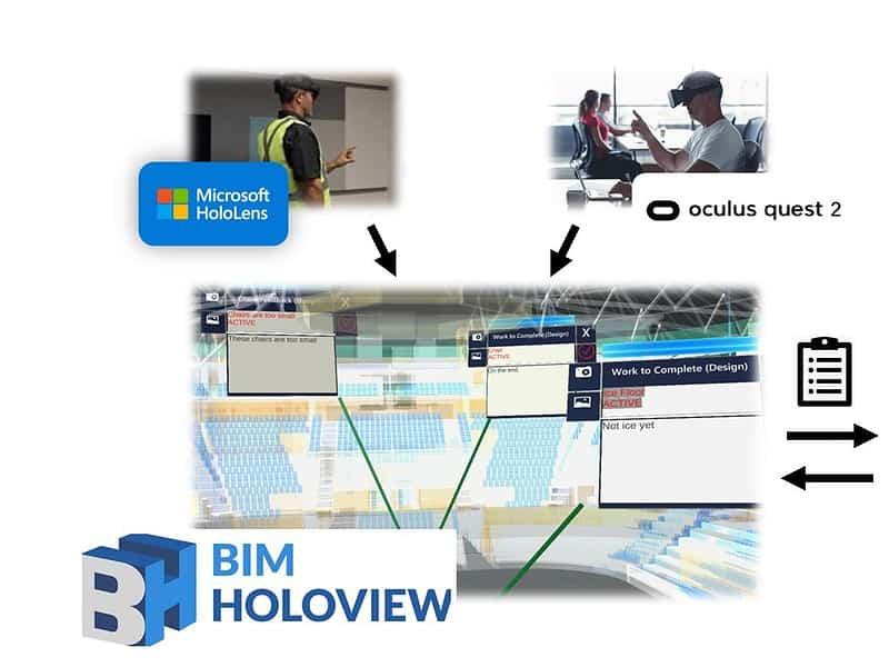 BIM Holoview announces new integration with Autodesk Construction Cloud